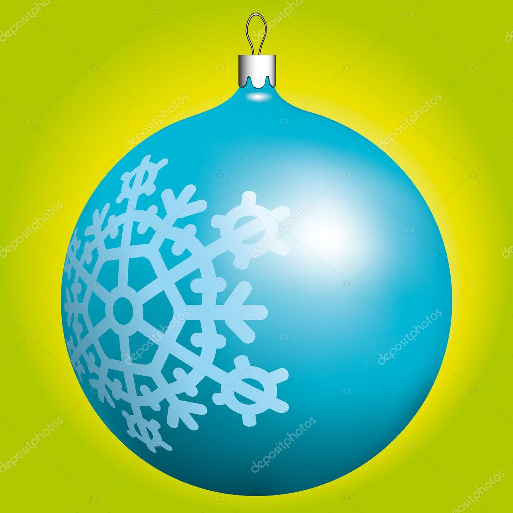 Christmas ball for design  Stock Vector #2811657