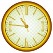 clock — Stock Vector #2959246