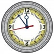 Clock — Stock Vector #2964086