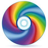 Abstract-cd — Stockvektor