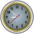 Clock — Vector de stock #2972729