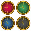 Clocks — Stockvector #2972767