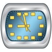 時計 — ストックベクタ