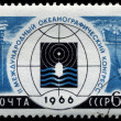 USSR - CIRC1966 Ocean — Stock Photo #2986566