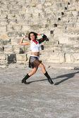 Dançarina — Fotografia Stock