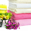 Stock Photo: Towels