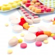 Medical pills and tablets — Stock Photo #2931030