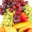 Lot of fruits — Stock Photo