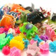 Hair clips - Foto Stock