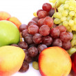 Lot of fruits - Stock Photo