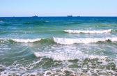 волны — Стоковое фото