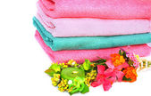 Towels — ストック写真