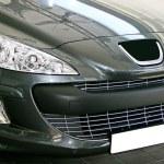 Car headlights — Stock Photo #3344656