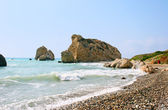 Aphrodite's legendary birthplace in Paphos, Cyprus — Stock Photo