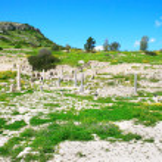 Amathus ruins — Stock Photo #3475426