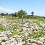 Amathus ruins — Stock Photo #3475436