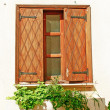 Old window — Stock Photo #3475488