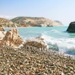 Aphrodite's legendary birthplace in Cyprus — Stock Photo