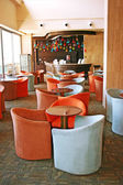 Bar furniture — Stock Photo