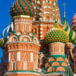 Stock Photo: Saint Basil Cathedral on Red Square