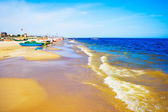 Rimini Beach — Stock Photo