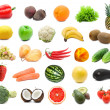 Royalty-Free Stock Photo: Fruits and vegetables