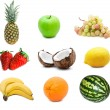 Royalty-Free Stock Photo: Fruits