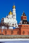 Moscow Kremlin — Стоковое фото