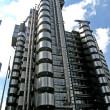 Lloyds building in London - Stock Photo