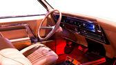 Carro clássico — Fotografia Stock