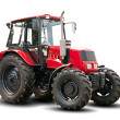 Red tractor — Stock Photo #3449201