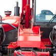 Forklift — Stock Photo #3449425