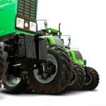 Tractors — Stock Photo #3521907