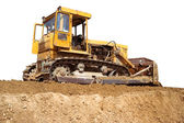 Ulldozer — Stock Photo