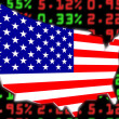 Usa stock market exchange — Stock Photo