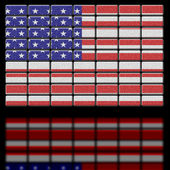 United states of america usa — Stock Photo