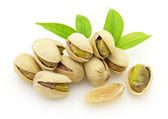 Fresh pistachio — Stock Photo