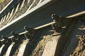 Estrada de ferro — Foto Stock