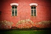 Stary tło ściana — Zdjęcie stockowe