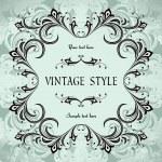 Vintage frame — Stock Vector #3903578