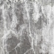 Surface of grey concrete wall with mould stains - Stock Photo