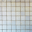 Wall covered with old tile - background - Foto Stock