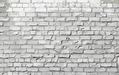 Brick wall - architectural background — Stock Photo