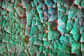 Dirty old cracked paint on concrete wall — Fotografia Stock