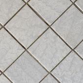 Fragmento cuadrado de paredes de azulejos — Foto de Stock
