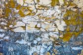 Old concrete wall with cracks — Stock Photo