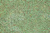 抽象的な背景 - さびた電子ボード — ストック写真