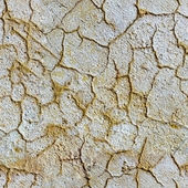 Seamless texture of plaster with cracks — Stock Photo