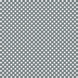 Metal plate with apertures - seamless background — Stock Photo