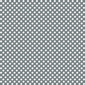 Metal plate with apertures - seamless background — Foto Stock